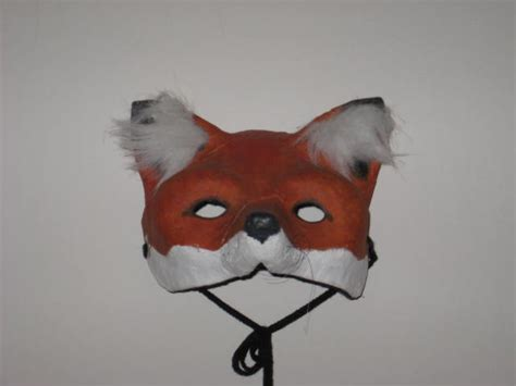 how to make a paper fox mask 28 images so you wanna
