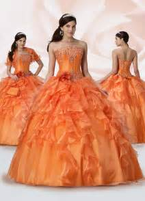 orange dresses for wedding orange wedding gown dress trendy mods