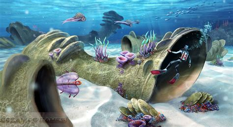 ocean of games subnautica free download