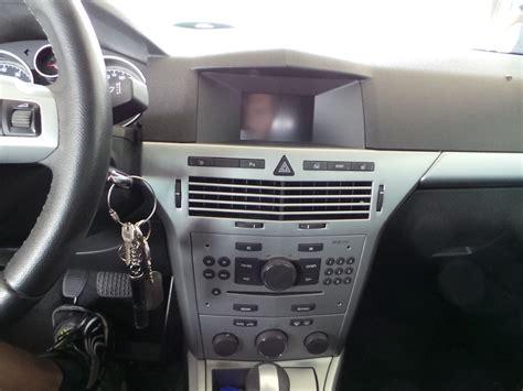 illuminazione interna auto illuminazione interna opel astra h autoradio einbau opel