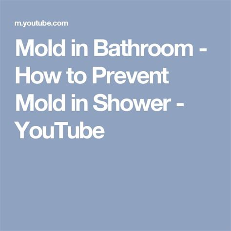 how to prevent mold in bathroom 1000 ideas about mold in bathroom on pinterest tropical