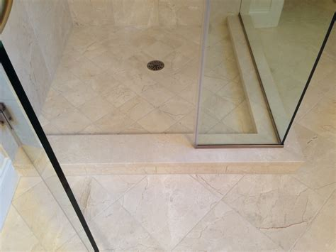 Shower Curb Height by Understanding Shower Curb Height