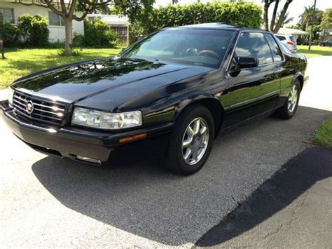 sell used 2002 cadillac eldorado etc in fort lauderdale florida united states for us 6 900 00