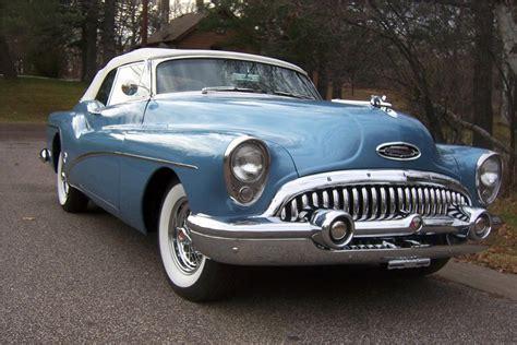 1953 buick skylark convertible 161328