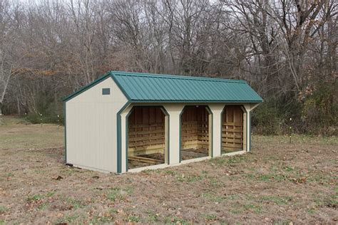 Sheds And Shelters by Run In Shed And Chicken Coop Designs In Ky Tn