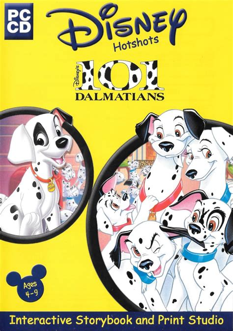 Disney S 101 Dalmatians disney hotshots disney s 101 dalmatians for windows 2003