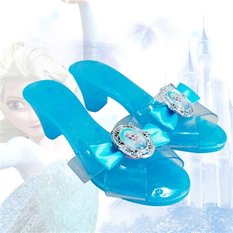 elsa high heels 2014 kid high heel newest high heel shoes for elsa in