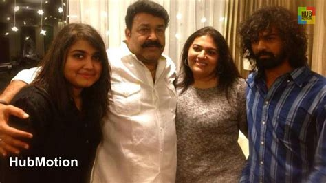 actor mohanlal photo actor mohanlal family photos mohanlal with wife