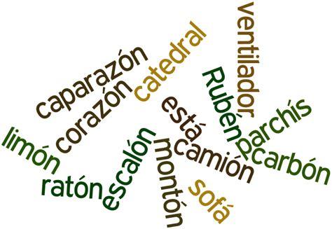 imagenes de palabras polisilabas definici 243 n de palabras agudas 187 concepto en definici 243 n abc
