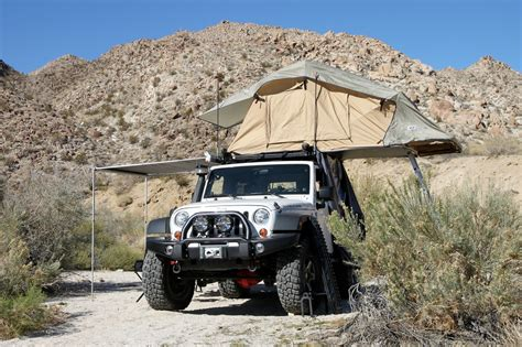 roof top tent jeep trailer rooftop tent vs ground tent jeepforum