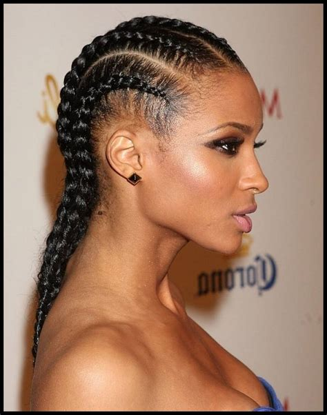 quick and easy braids for ethnic hair mohawk movement exle of quick updos for braiding hair