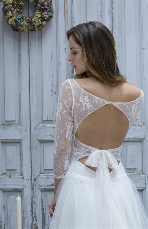 Robe De Mariée Simple Dentelle Dos - robe de mari 233 e boh 232 me chic choisissez votre mod 232 le