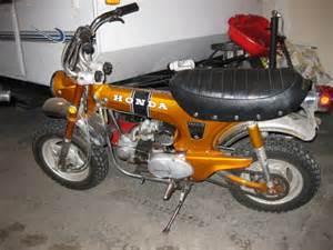 Honda Ct70 Honda Ct70 Collectors Weekly