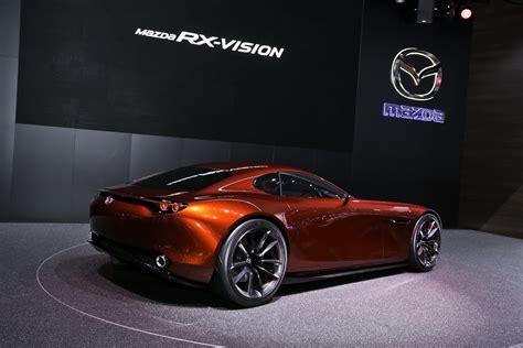 Mazda Rx Vision by Mazda Rx Vision 2016