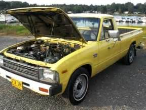 toyota truck diesel 1982 toyota pick up 2 2l diesel 5 spd rust free youtube
