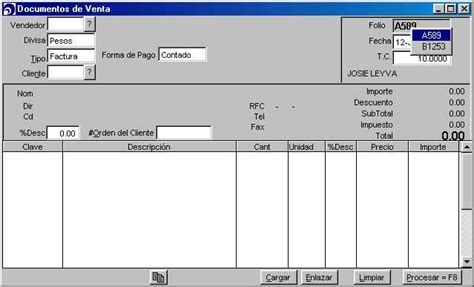 para manejar series de facturas al momento de registrar una venta para manejar series de facturas al momento de registrar