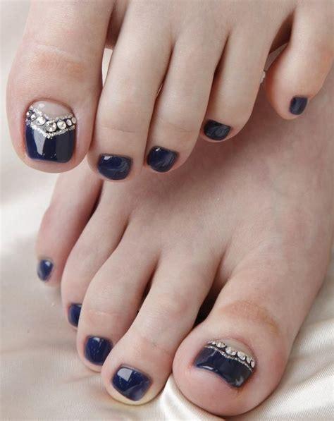 Easy Nail Art Design For Feet   cute nail art