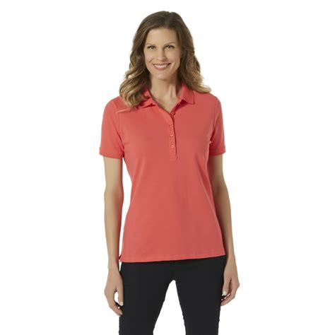 Basic Dress Polos By Rh Collection womens polo shirt kmart