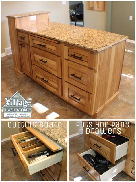 Kitchen Island With Pot And Pan Drawers 17 Best Images About Kitchen Islands On Modern