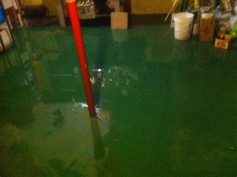 your basement floods in chicago