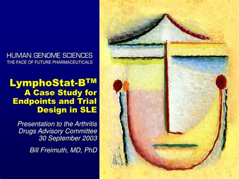Ppt Lymphostat B Tm A Case Study For Endpoints And Trial Design In Sle Powerpoint Presentation Sle Business Presentation