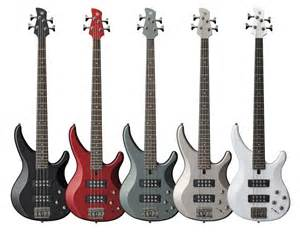 yamaha trbx304 electric 4 string bass guitar various
