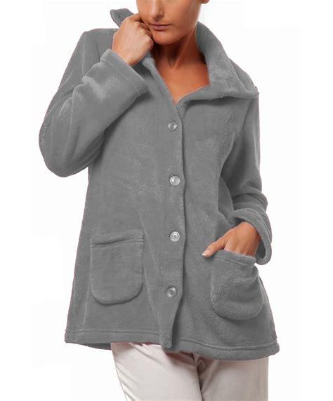 robe de chambre canat femme veste d int 233 rieur hermine 40 canat collection nuit et