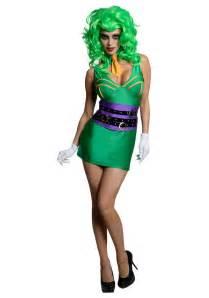 Batman Women Halloween Costume Womens Joker Costume