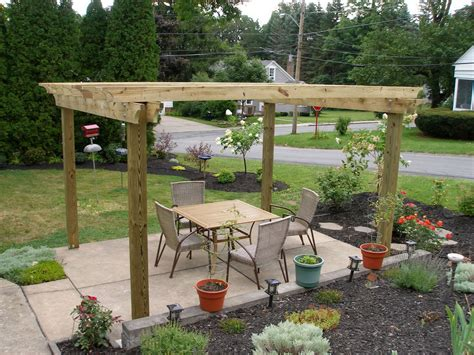 backyard table build a better backyard easy diy outdoor projects