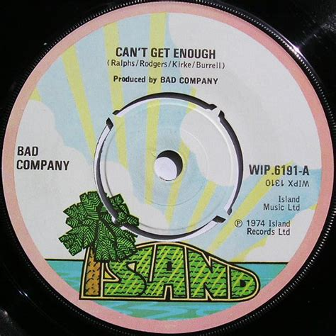 The Adverts We Cant Get Enough Of by Bad Company 3 Can T Get Enough At Discogs