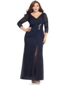 macy s women s plus size dresses gallery