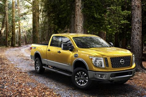 new nissan titan new nissan titan to feature cummins power truck news