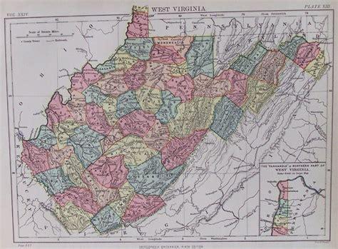map united states virginia west virginia map usa afputra