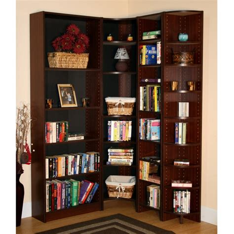 Modern Bookshelf To Bring Out The Book Worm In You Modern Corner Bookcase