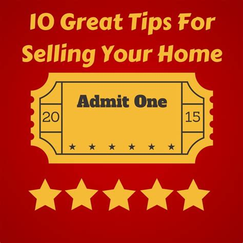 tips on selling your home 10 great tips for selling your home http