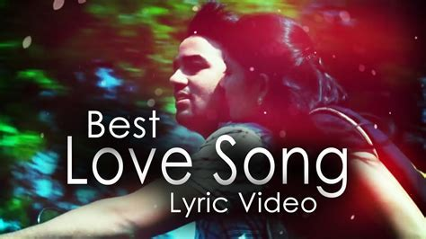 Best love Song Lyric Video   Romantic Video Song   Tamil