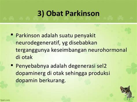 Obat Haloperidol triheksifenidil untuk parkinson jurnal pdf klik herbal page
