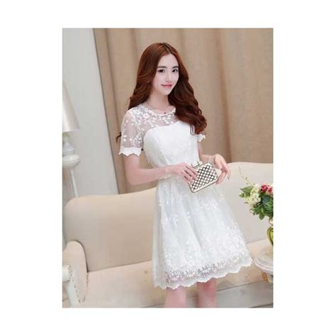 Dress Mutiara dress pesta dengan hiasan mutiara d2439 dress pesta