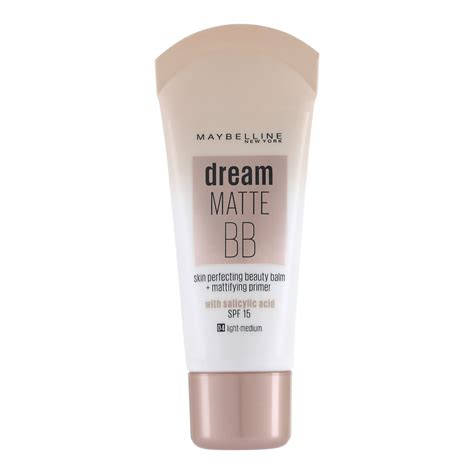 Maybelline Bb buy maybelline matte bb light medium