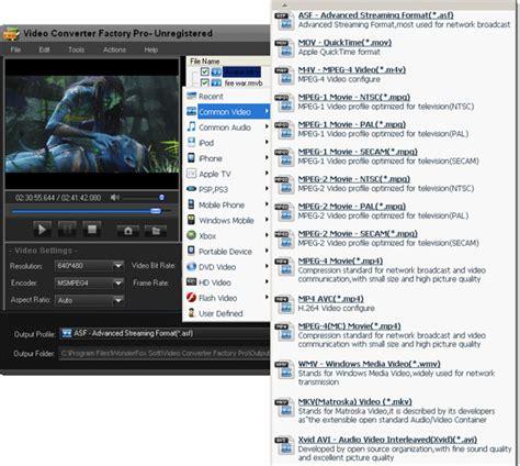 format factory za darmo video converter factory pro za darmo programy za darmo