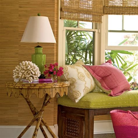 pink and green home decor how to decorate with tropical colors home decor ideas