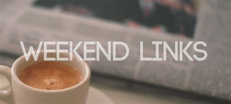 Weekend Links Egotastic 6 by Weekend Links Vol 6