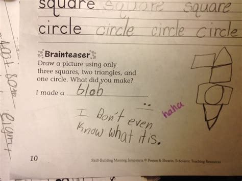 21 kids who got the answer wrong but deserve an a for effort the