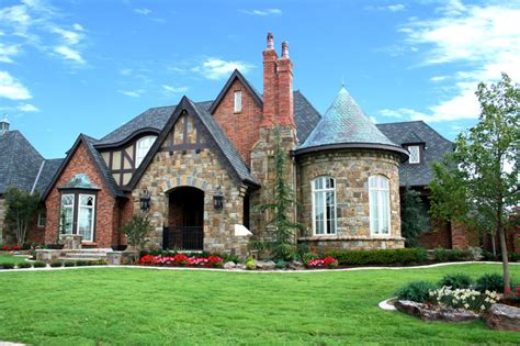 english tudor homes english tudor traditional exterior oklahoma city