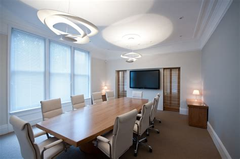 inspiring offices how to plan the design of a conference room