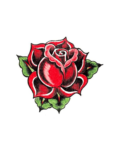 red rose tattoo designs simple free design ideas