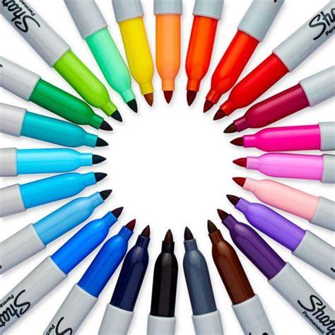 sharpie marker colors sharpie color burst permanent markers