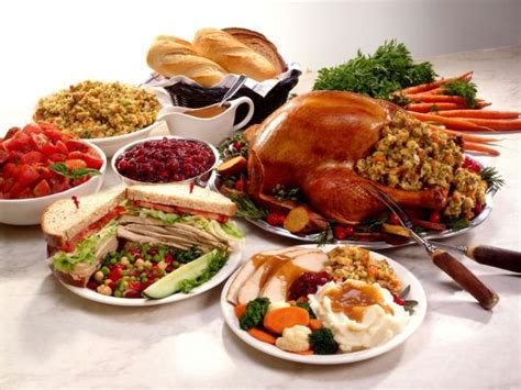 Traditional Thanksgiving Side Dishes List
