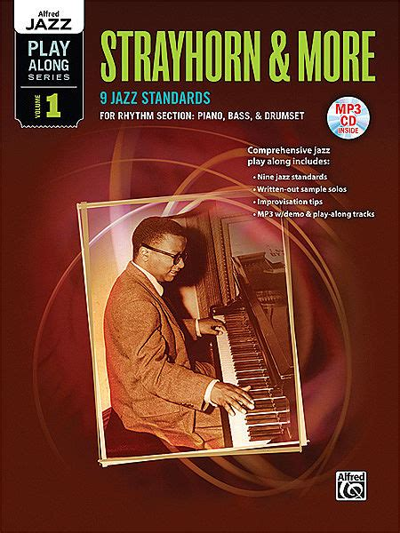 cherish play volume 1 books partitions alfred jazz play along strayhorn and more