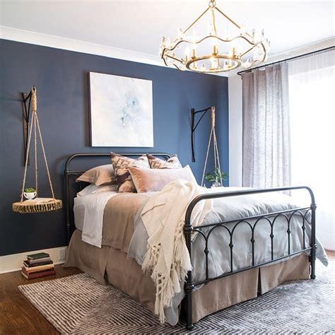benjamin moore hale navy bedroom paint interiors  color